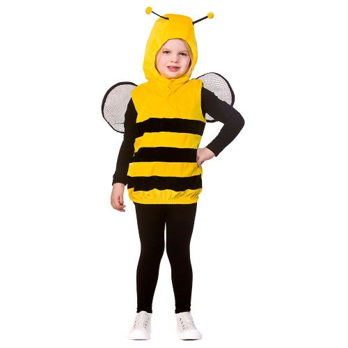 Childrens Child Tabard - Bumblebee Costume Unisex Fancy Dress